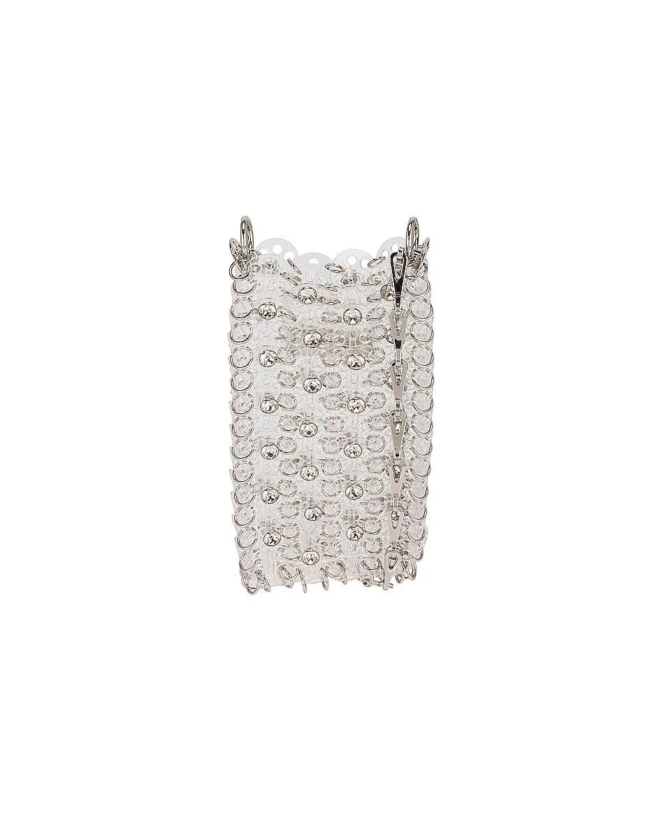 Image 1 of PACO RABANNE Sac Porte Epaul Crossbody Bag in Transparent