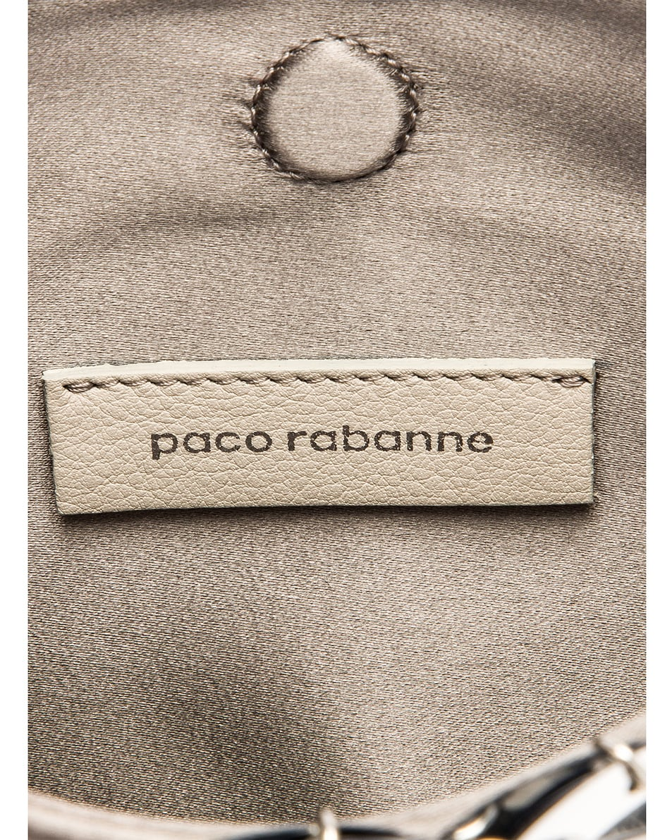 Image 6 of PACO RABANNE Sparkle 1969 Bag in Silver