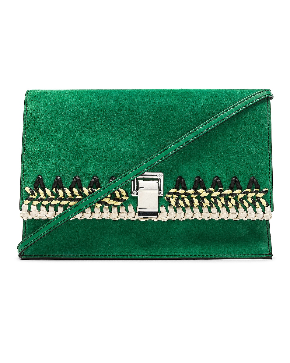 Image 1 of Proenza Schouler Small Crochet Bag in Palm