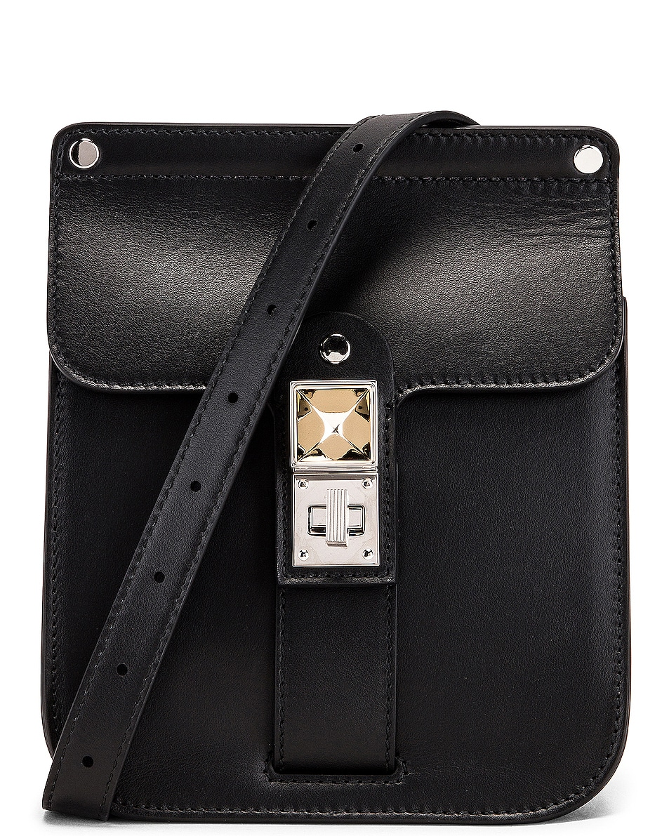 Image 1 of Proenza Schouler PS11 Box Bag in Black