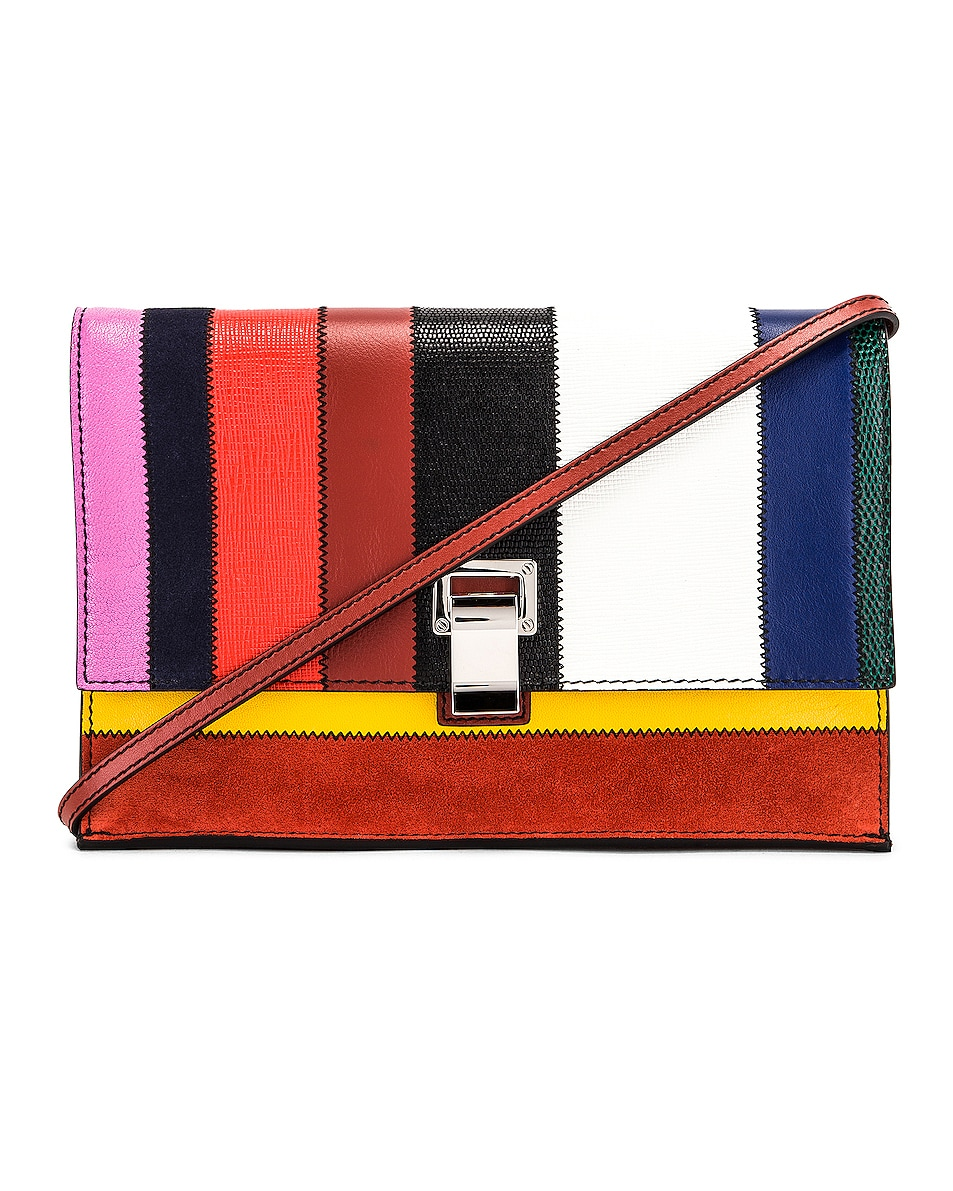 Image 1 of Proenza Schouler Small Patchwork Bag in Multi