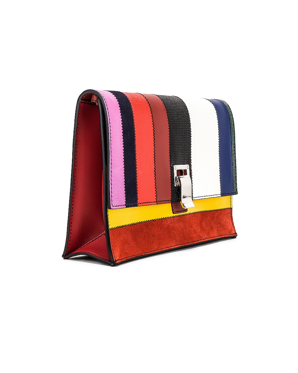 Image 4 of Proenza Schouler Small Patchwork Bag in Multi