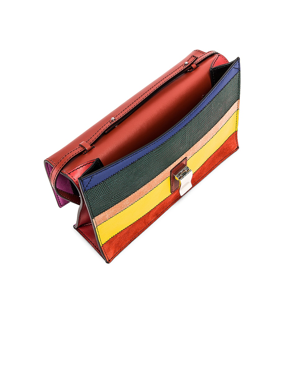 Image 5 of Proenza Schouler Small Patchwork Bag in Multi