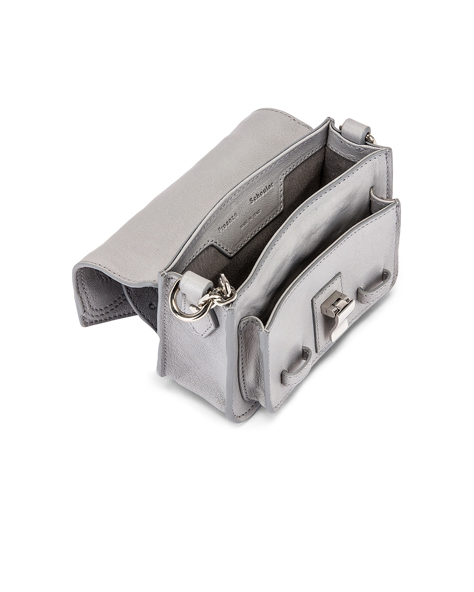 Image 5 of Proenza Schouler Micro PS1 Bag in Fog