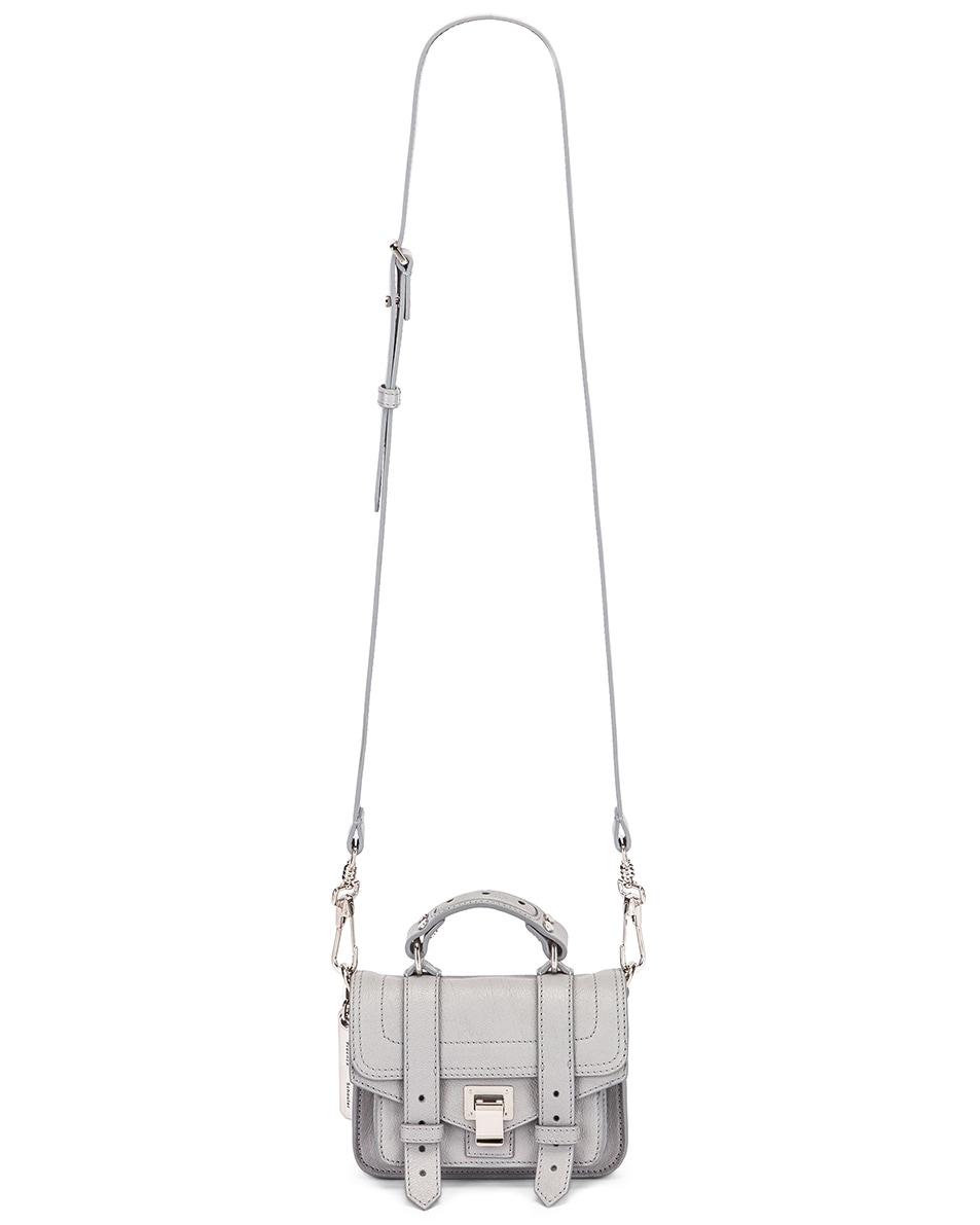 Image 6 of Proenza Schouler Micro PS1 Bag in Fog