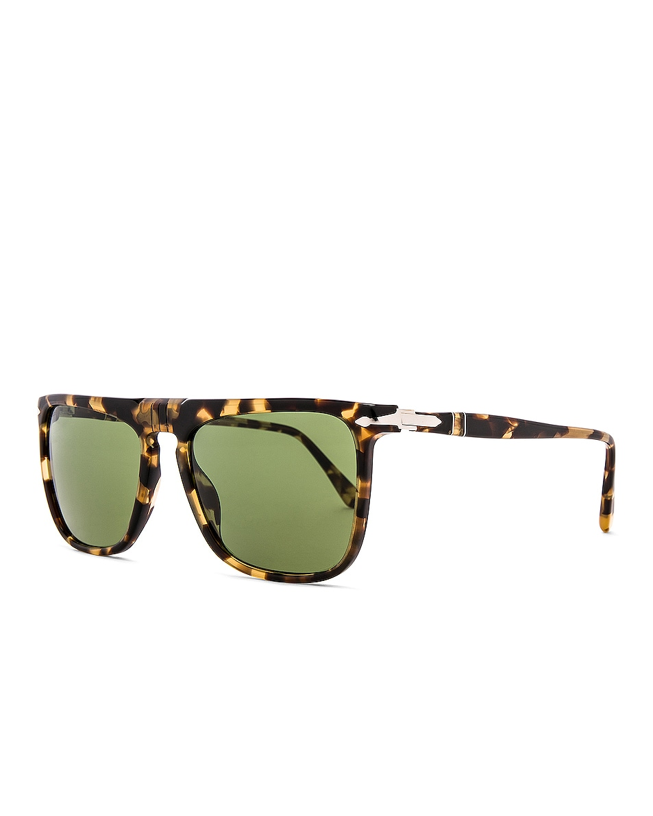 Image 2 of Persol PO3225S in Tortoise Brown Beige & Green