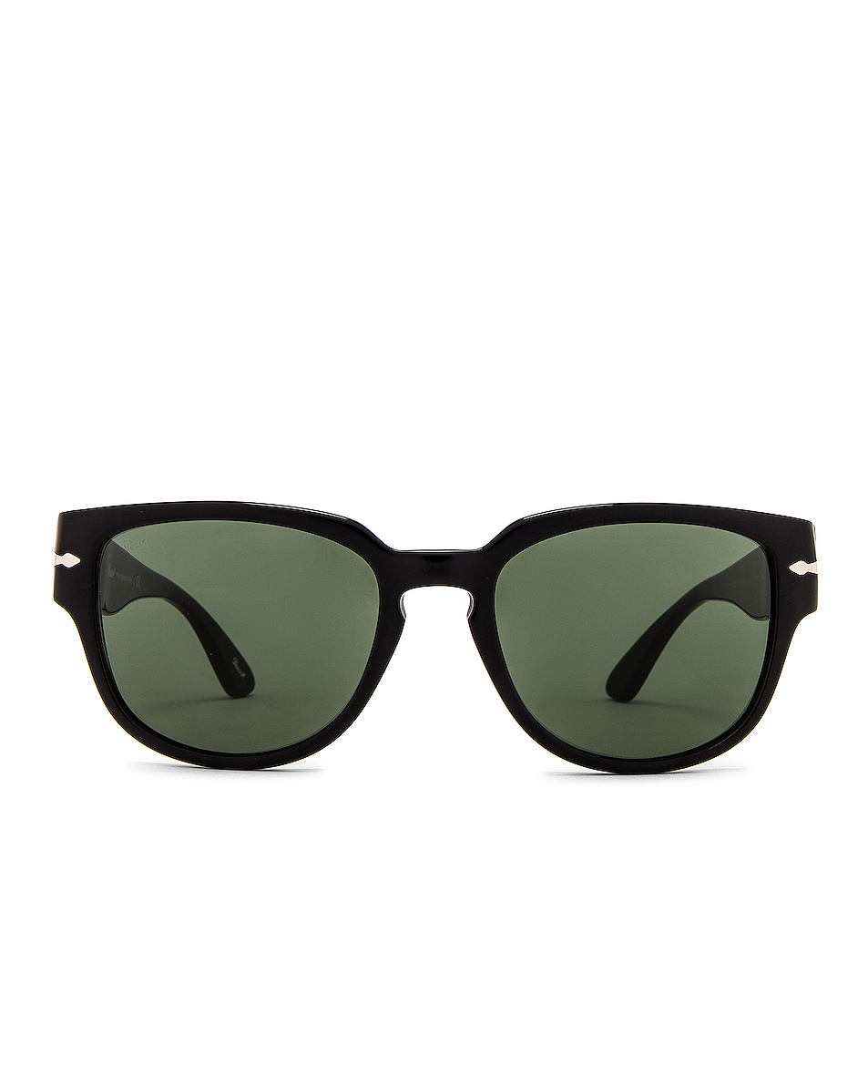 Image 1 of Persol 0PO3231S in Black & Green