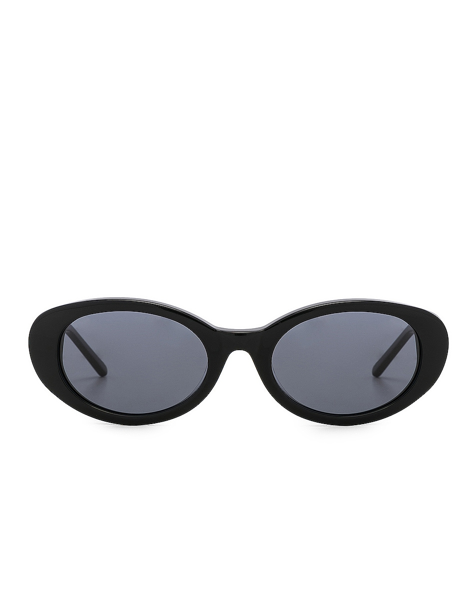 Image 1 of Roberi and Fraud Betty Sunglasses in Black