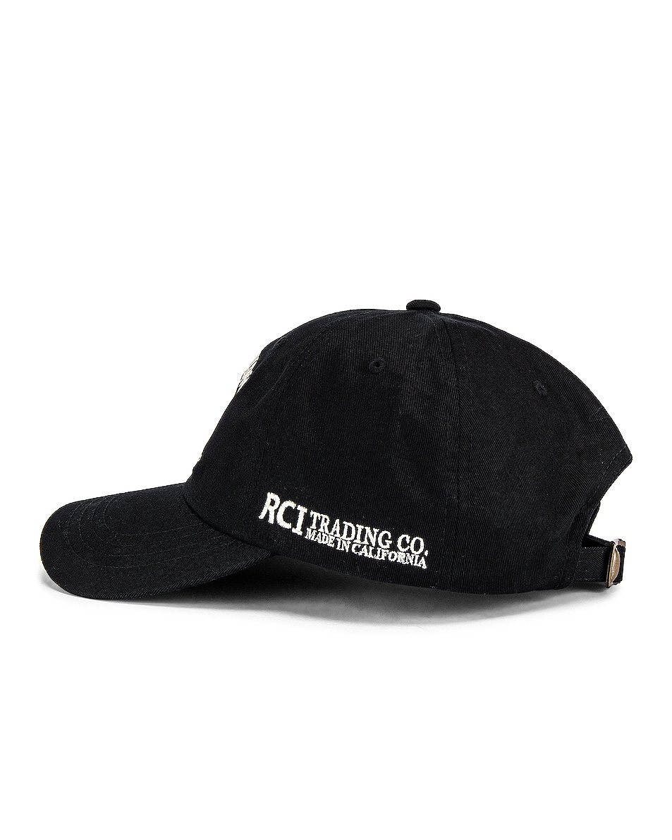 Image 3 of Reese Cooper Hitch Hiking Hat in Black