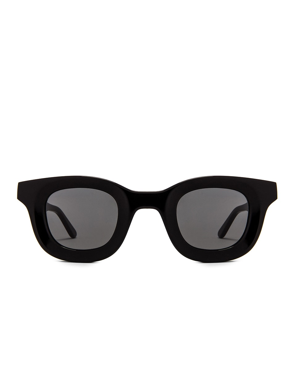 Image 1 of Rhude x Thierry Lasry Rhodeo Glasses in Grey