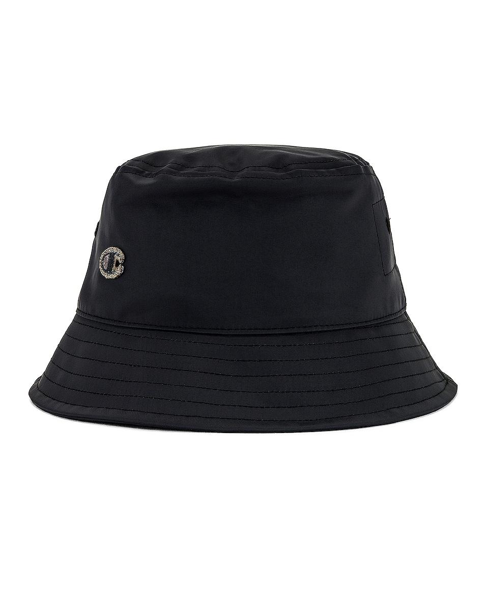 Image 1 of Rick Owens x Champion Gilligan Nylon Hat in Black