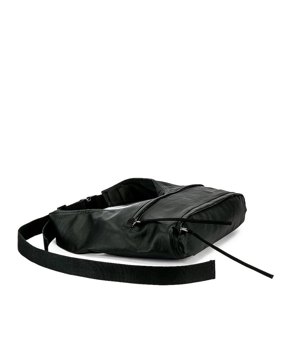 Image 3 of Rick Owens Boner Pack in Black