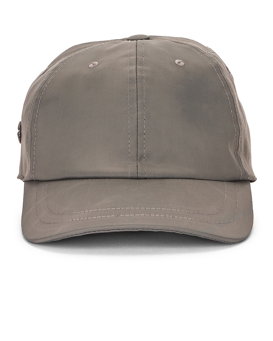 Image 1 of Rick Owens x Champion Nylon Baseball Cap in Dust
