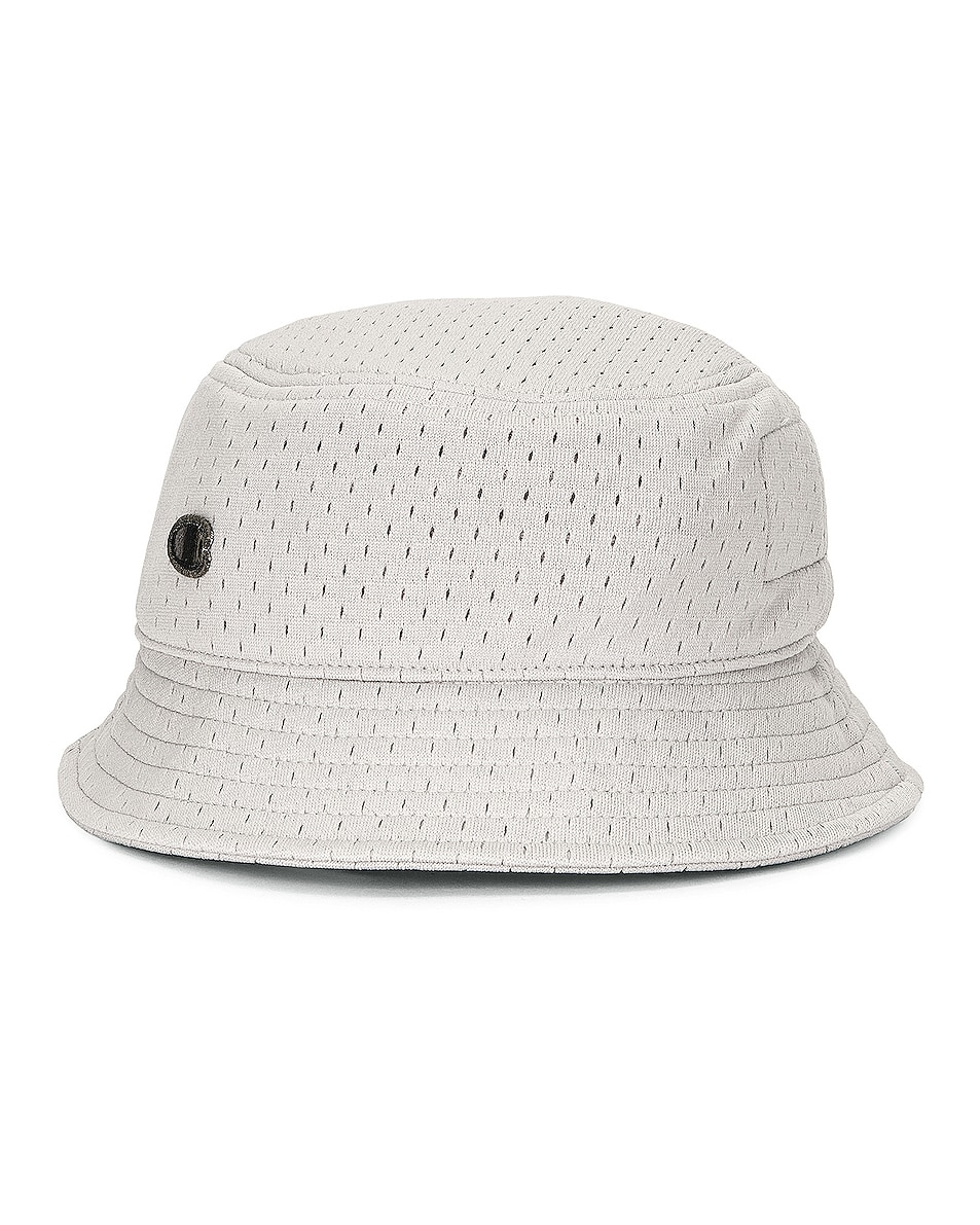 Image 1 of Rick Owens x Champion Mesh Gilligan Hat in Oyster