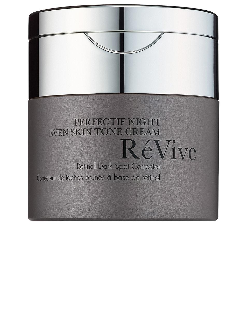 Image 1 of ReVive Perfectif Night Even Skin Tone Cream Retinol Dark Spot Corrector in
