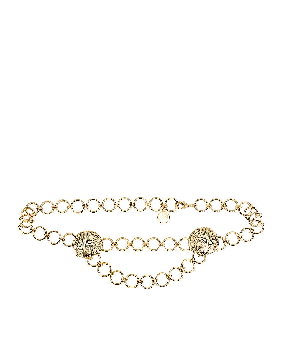 Image 1 of RIXO Darcie Belt in Gold