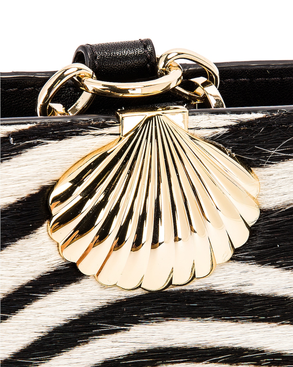 Image 8 of RIXO Amelie Bag in Mono Zebra