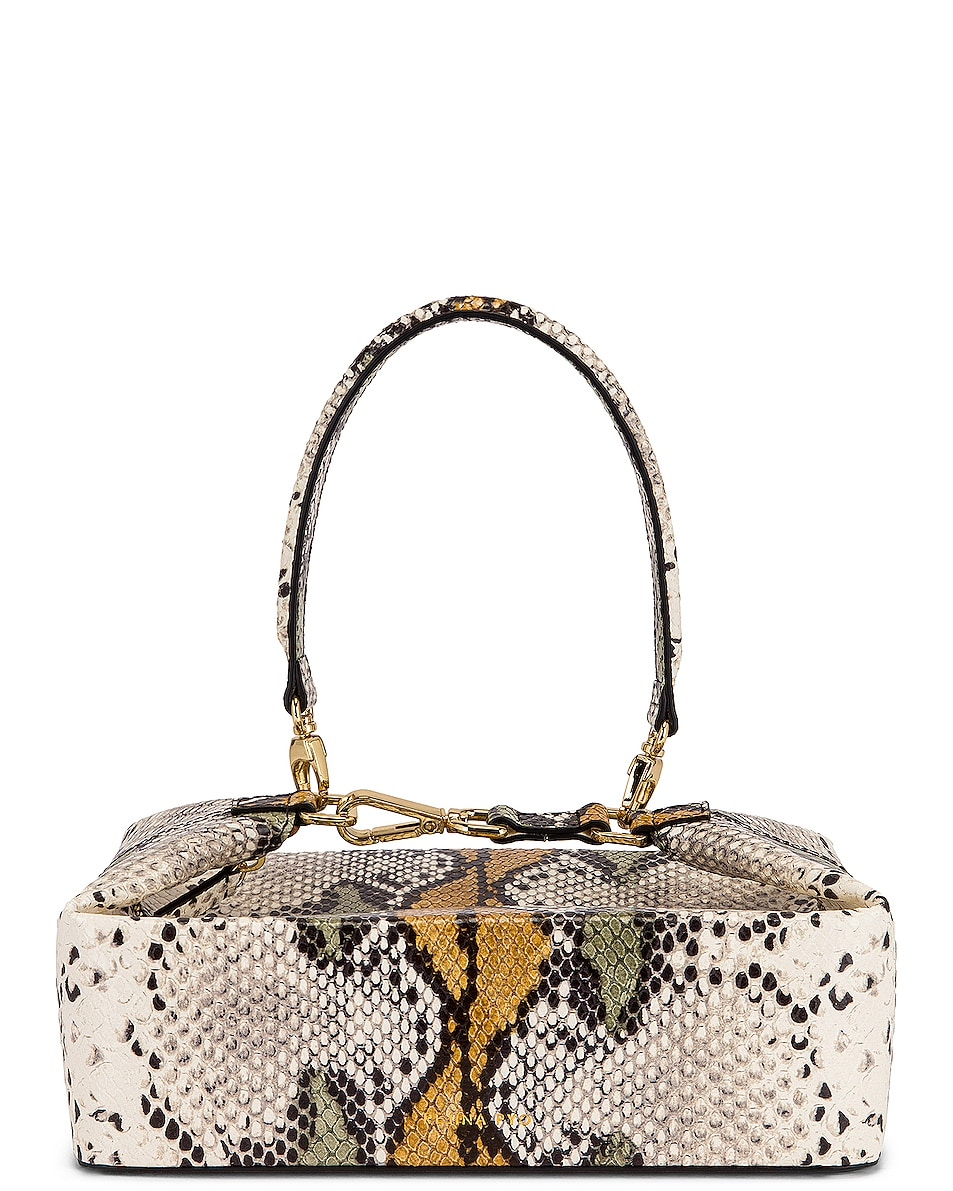 Image 1 of REJINA PYO Olivia Bag in Snake Multi