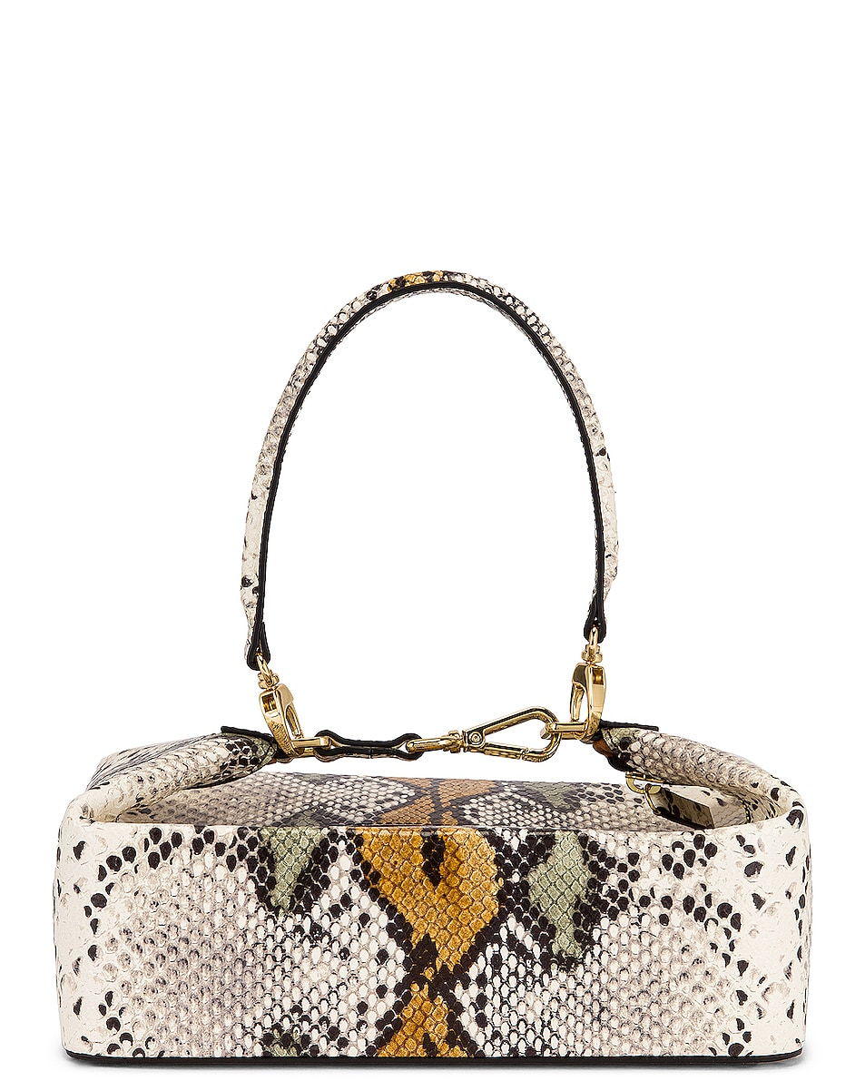 Image 3 of REJINA PYO Olivia Bag in Snake Multi