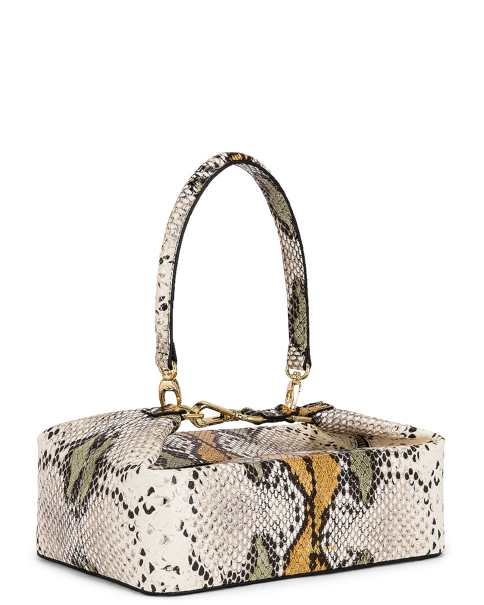Image 4 of REJINA PYO Olivia Bag in Snake Multi