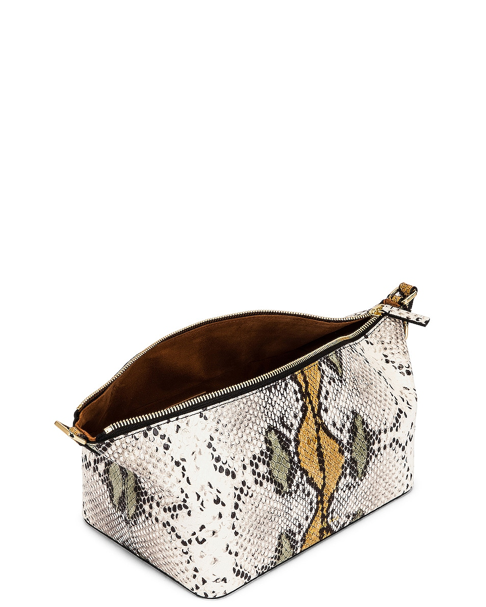 Image 5 of REJINA PYO Olivia Bag in Snake Multi