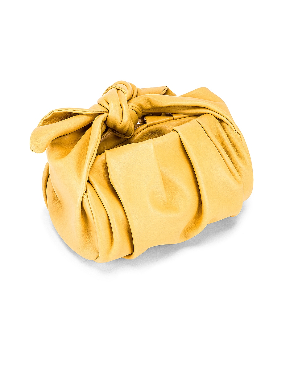 Image 5 of REJINA PYO Nane Bag in Ocre