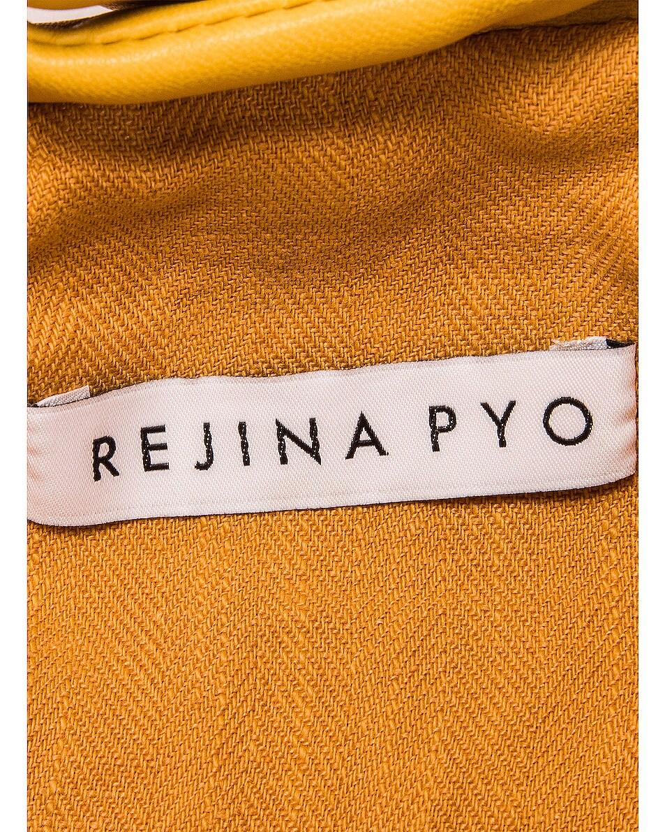 Image 6 of REJINA PYO Nane Bag in Ocre