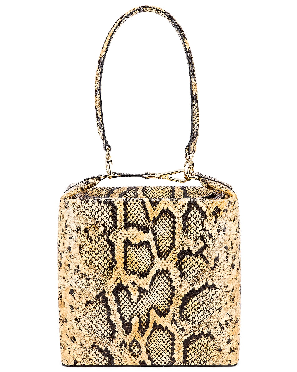 Image 3 of REJINA PYO Lucie Bag in Print Snake