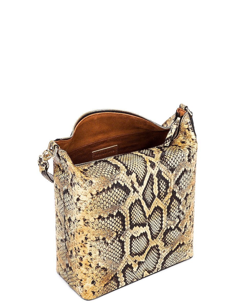 Image 5 of REJINA PYO Lucie Bag in Print Snake