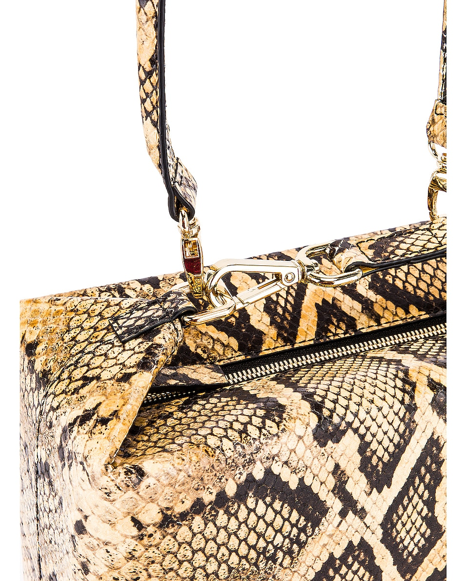 Image 7 of REJINA PYO Lucie Bag in Print Snake