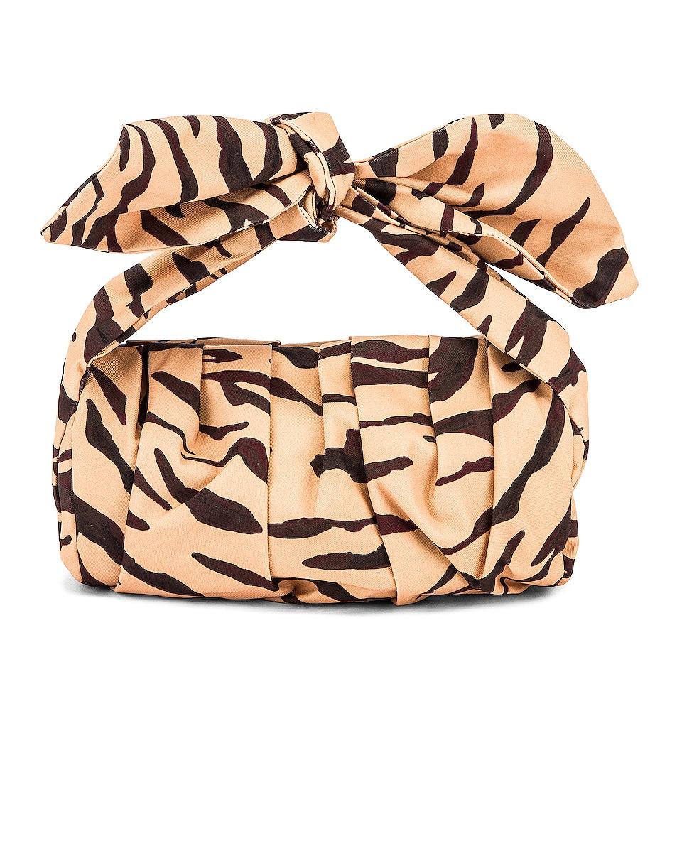 Image 3 of REJINA PYO Nane Bag in Tiger Beige