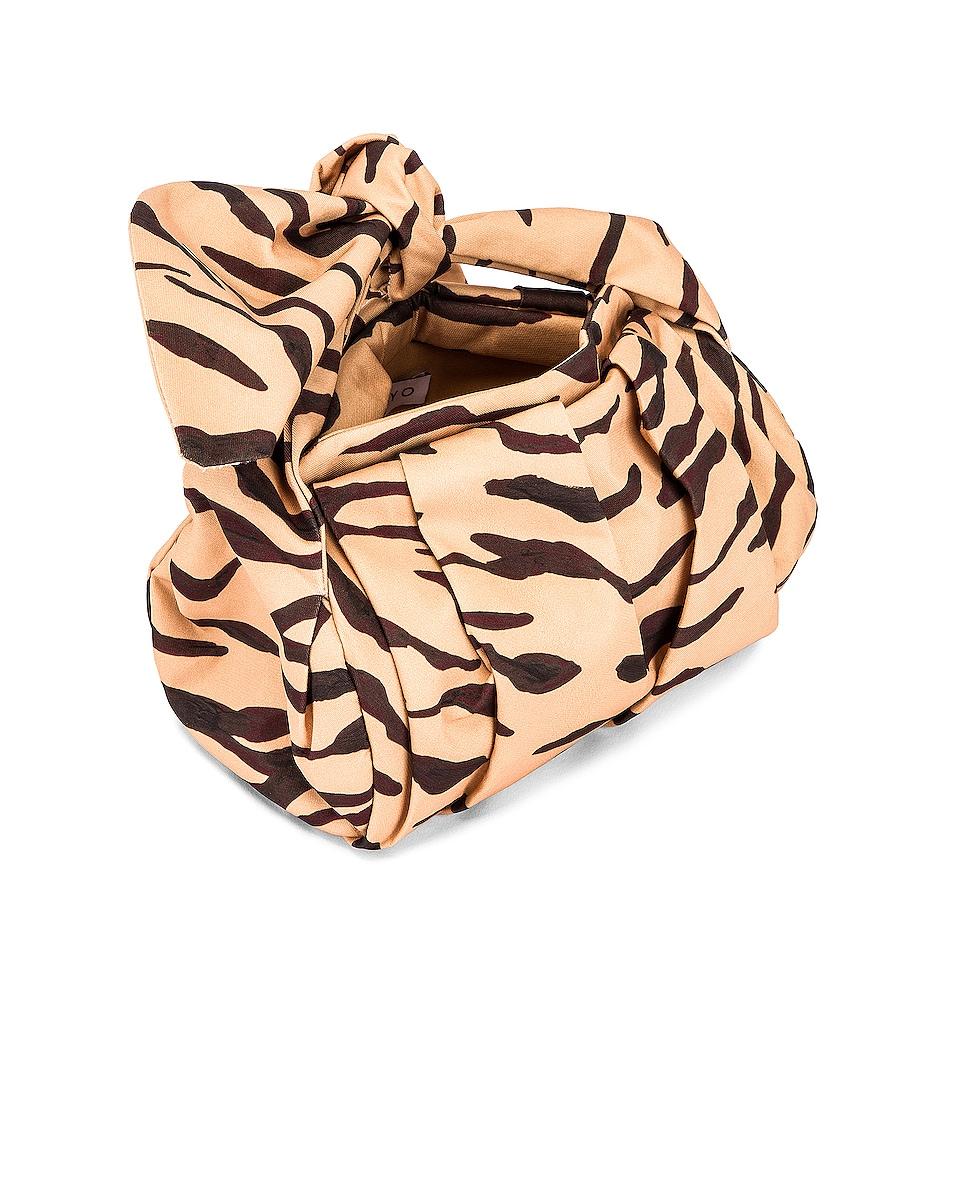 Image 5 of REJINA PYO Nane Bag in Tiger Beige