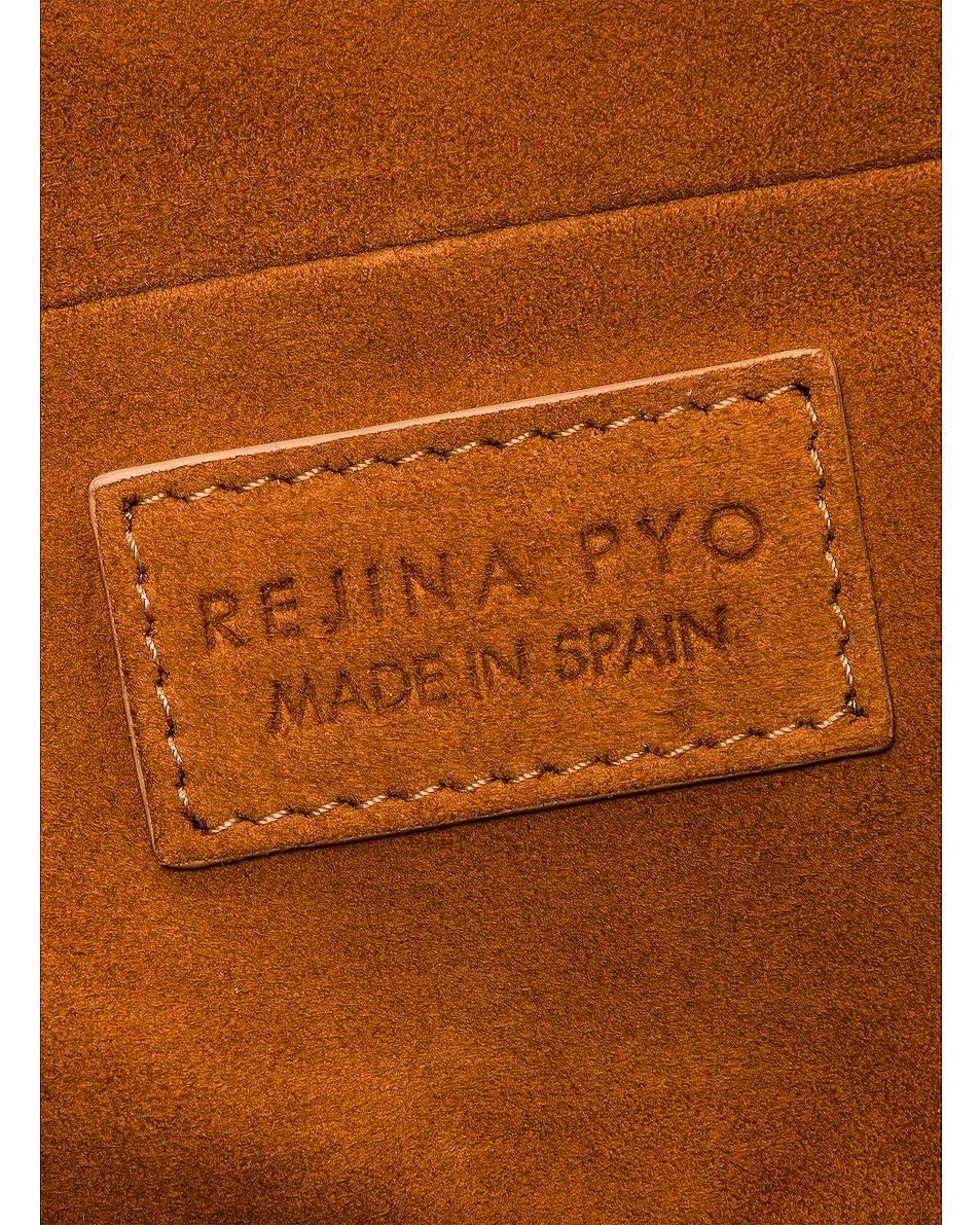Image 6 of REJINA PYO Olivia Bag in Croc Yellow