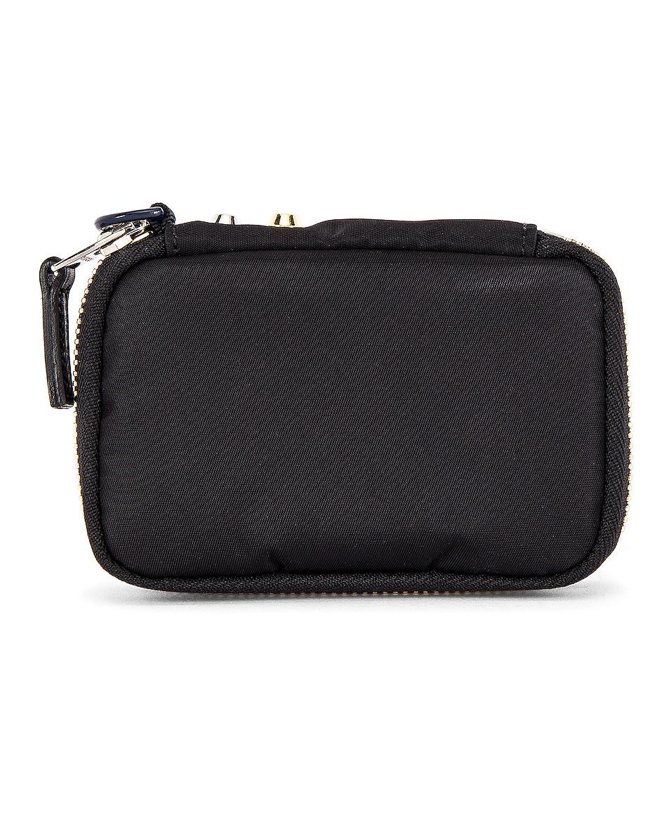 Image 1 of Sacai Nylon Wallet in Black