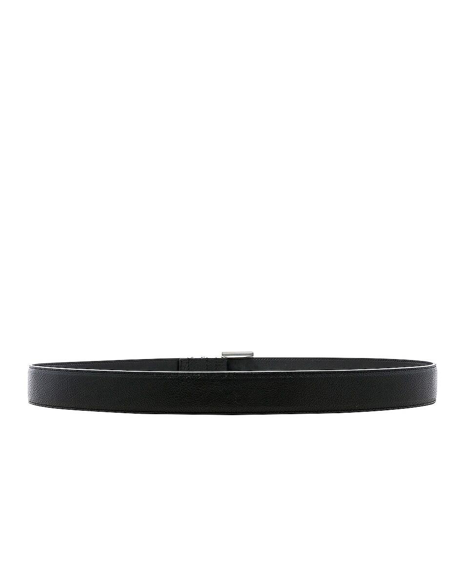 Image 3 of Saint Laurent Belt in Black