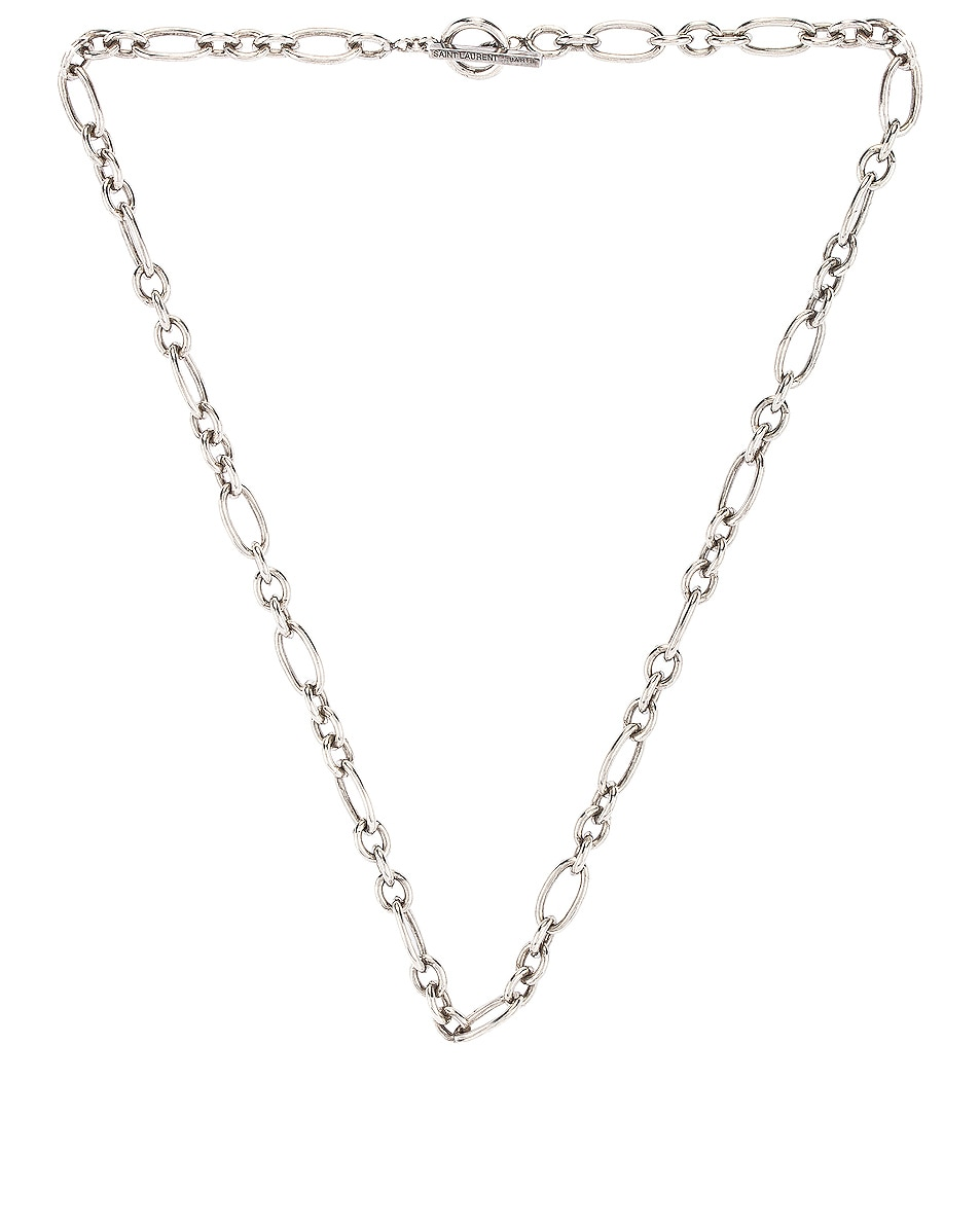 Image 1 of Saint Laurent Chain in Silver
