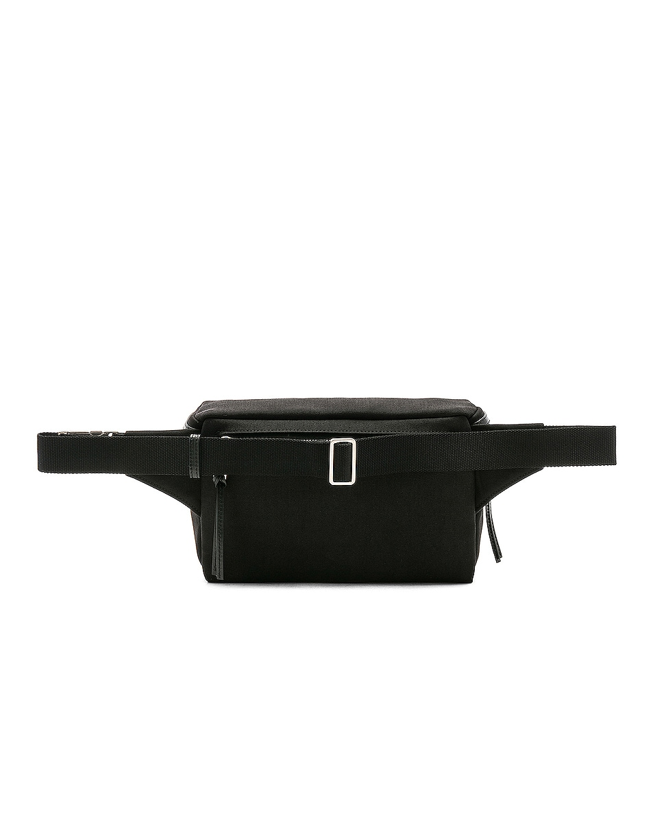Image 2 of Saint Laurent Small Pouch in Black