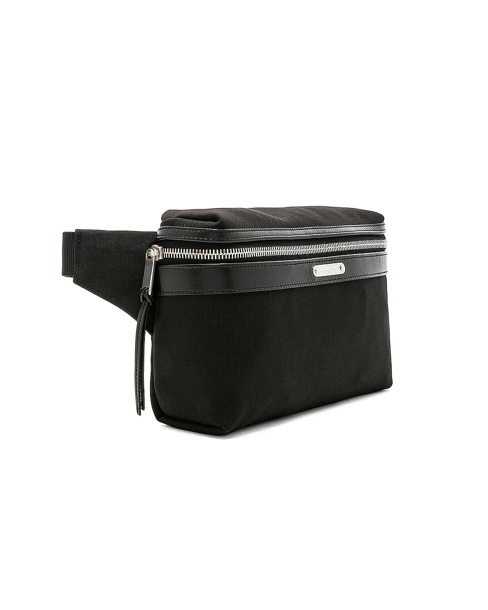 Image 3 of Saint Laurent Small Pouch in Black