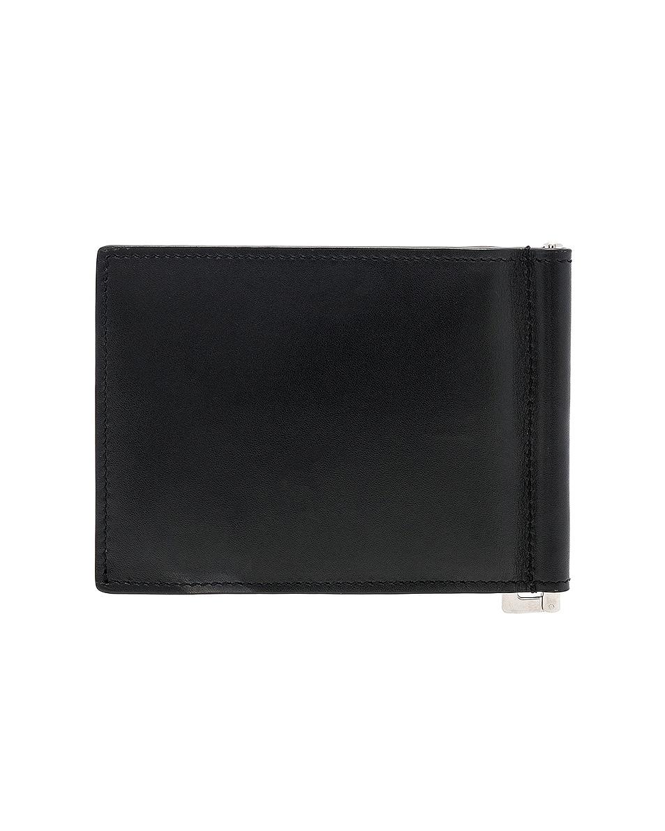 Image 2 of Saint Laurent Wallet in Nero
