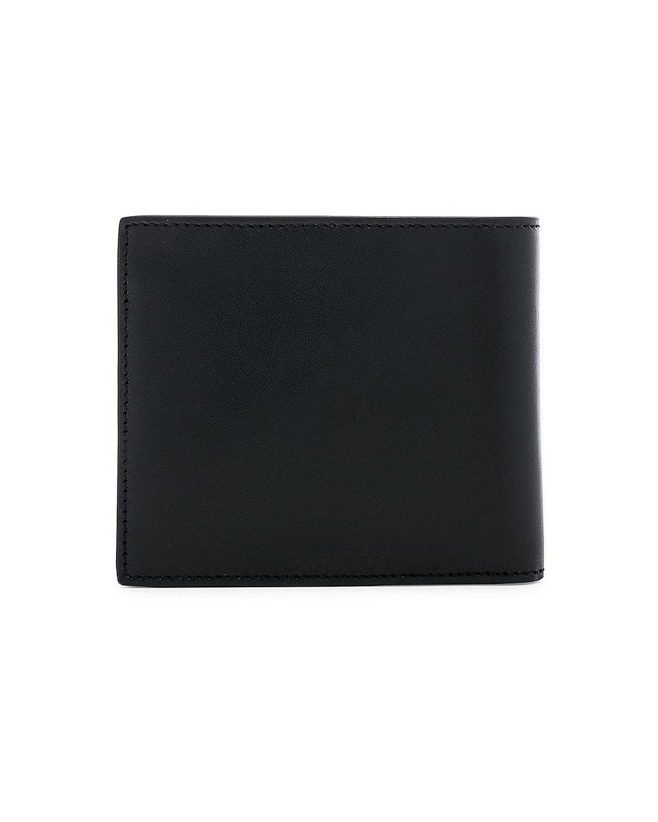 Image 2 of Saint Laurent Wallet in Black