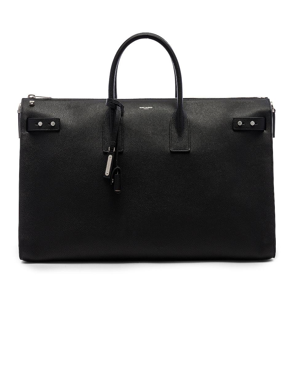 Image 1 of Saint Laurent Duffel Bag in Black