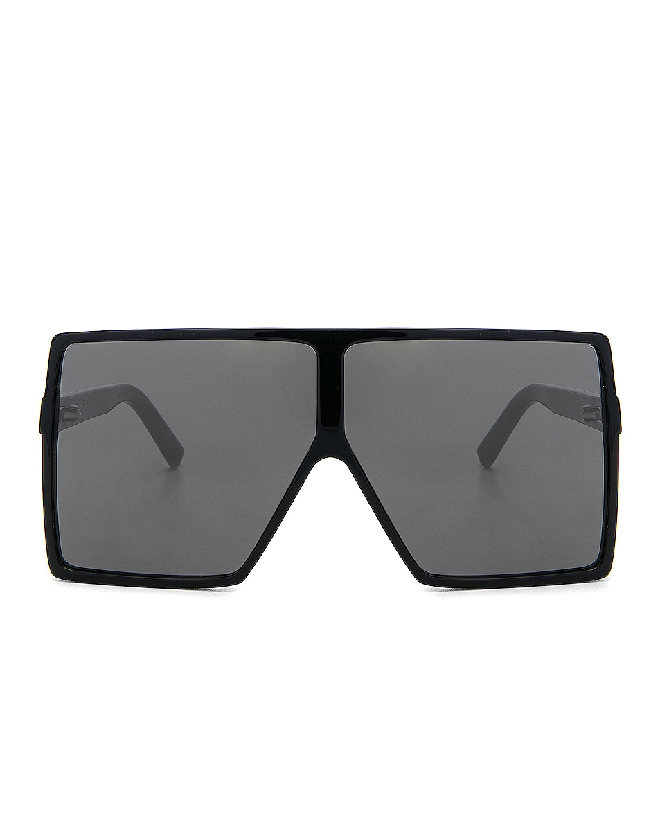Image 1 of Saint Laurent Betty Sunglasses in Black