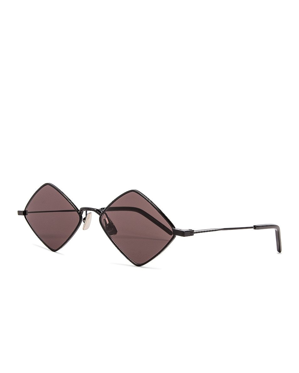 Image 2 of Saint Laurent Lisa Sunglasses in Black