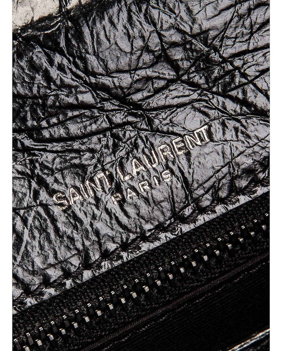 Image 7 of Saint Laurent Medium Niki Chain Shoulder Bag in Black