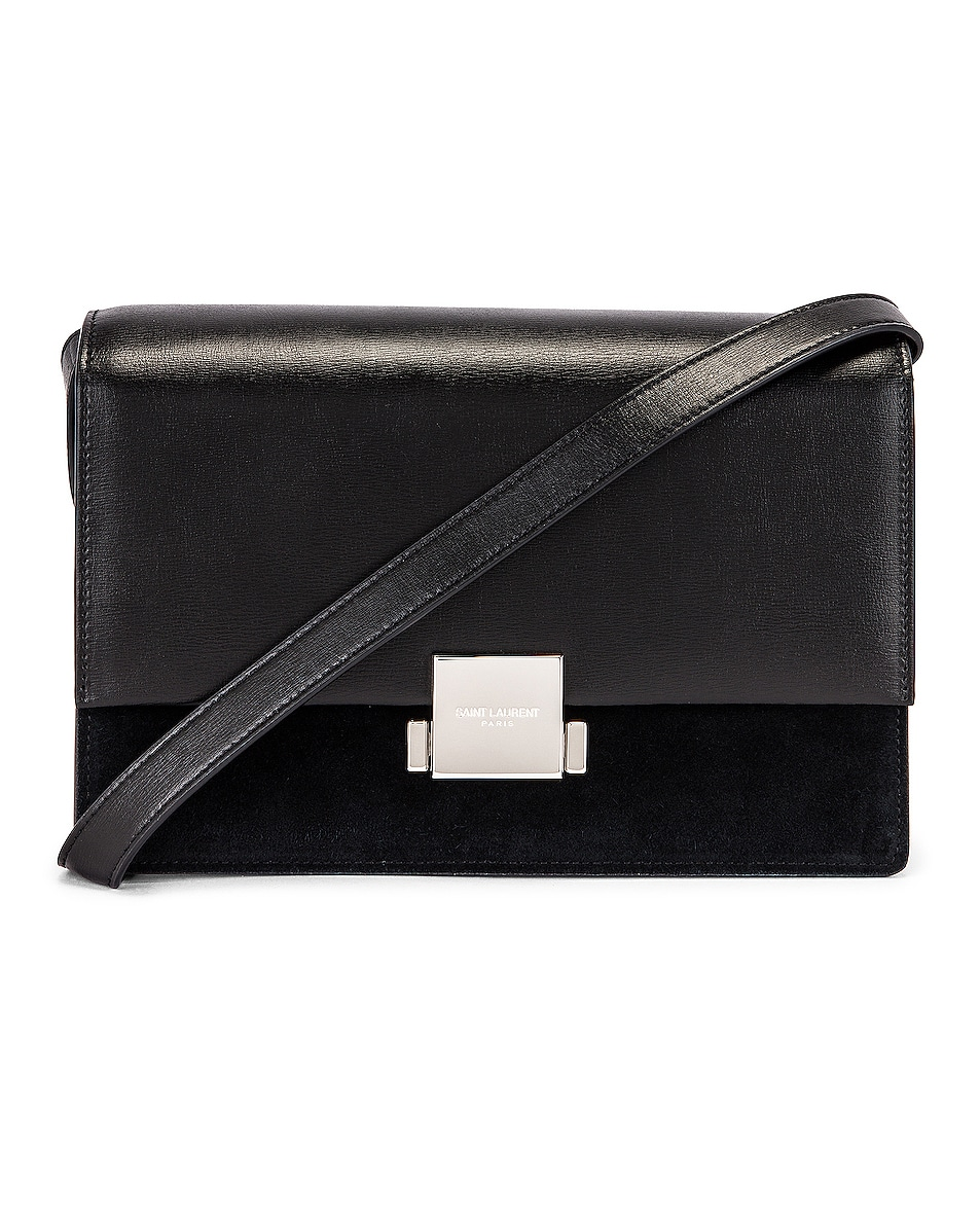 Image 1 of Saint Laurent Bellechasse Bag in Black