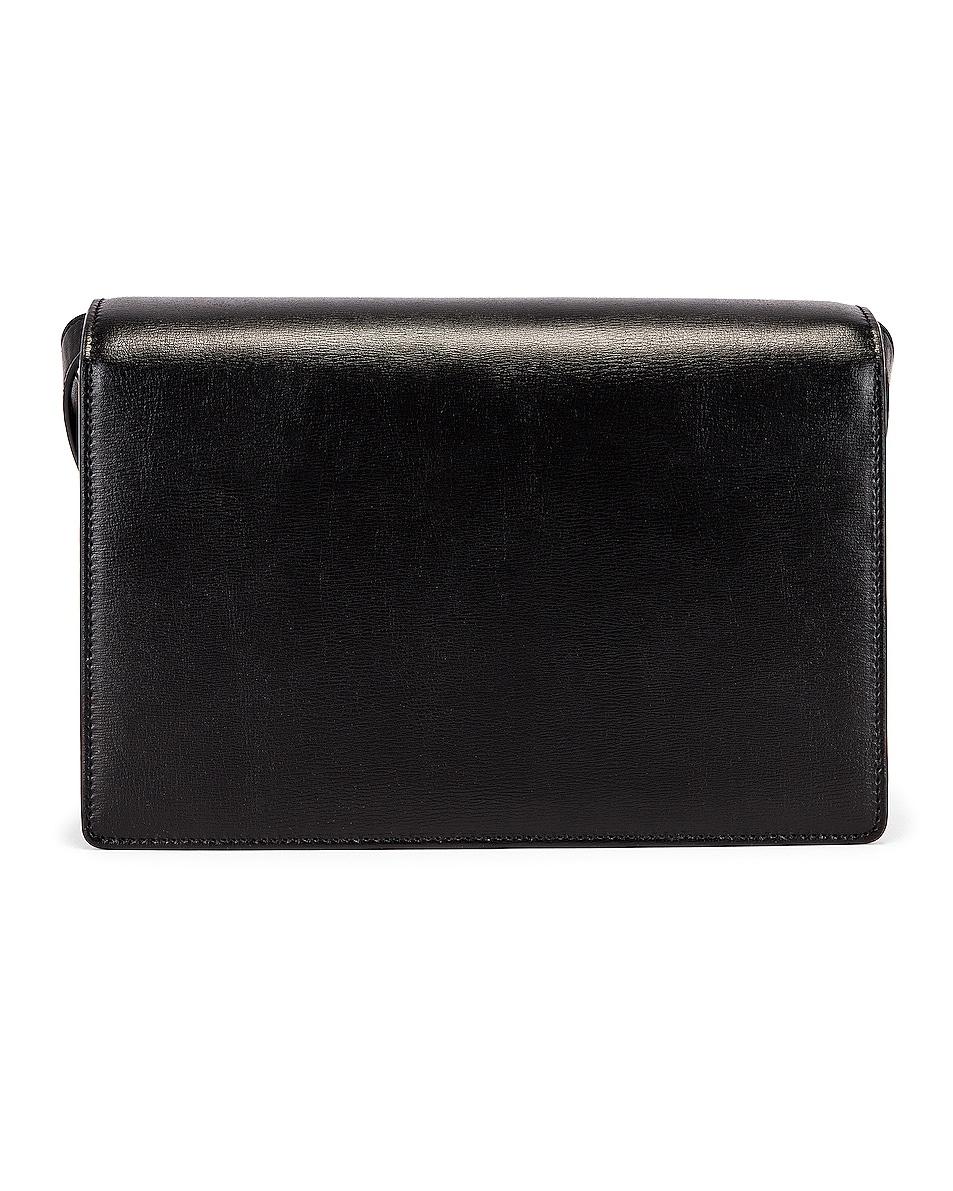 Image 3 of Saint Laurent Bellechasse Bag in Black
