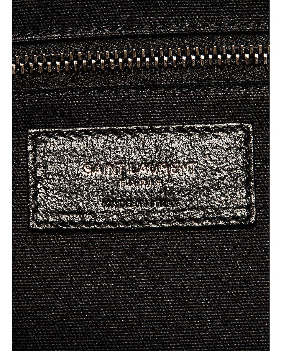 Image 6 of Saint Laurent Monogramme Niki Shoulder Bag in Crema Soft