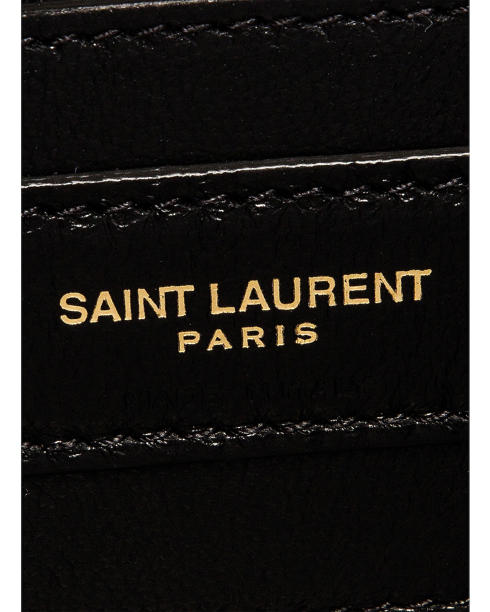 Image 7 of Saint Laurent Kate Boxy Bag in Brome