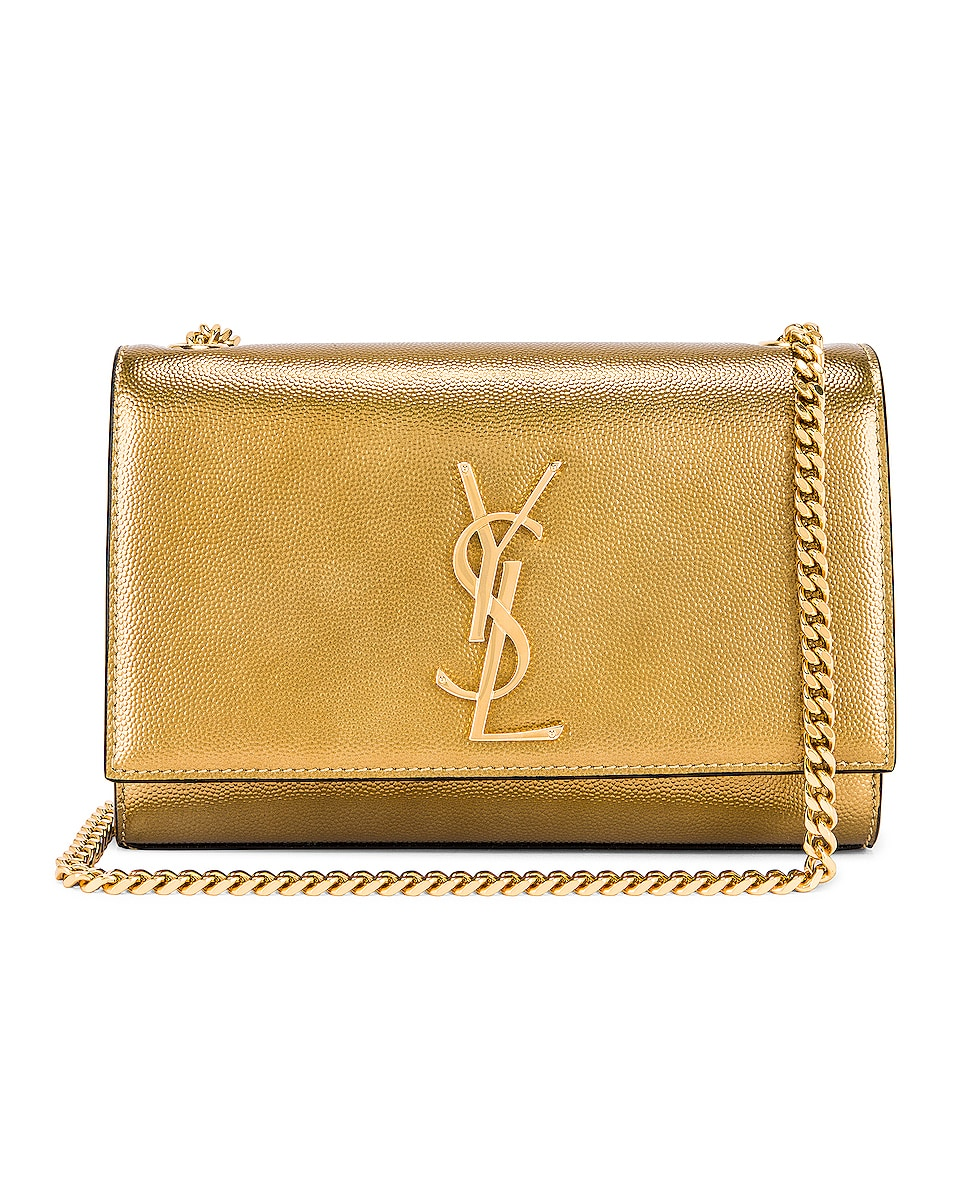 Image 1 of Saint Laurent Small Kate Bag in Brome