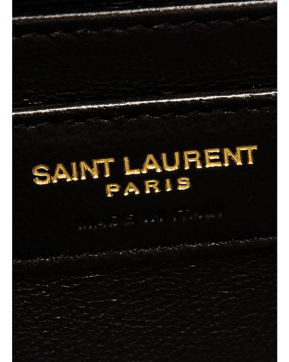 Image 7 of Saint Laurent Small Kate Bag in Brome
